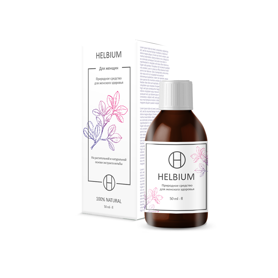 Helbium для женского здоровья в Тарко-Сале